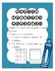 School themed Syllable Counting