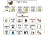 School to Home Communication Forms, Autism, Language Disor