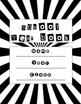 School year book