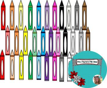 School Clip Art FREE MEGA PACK