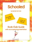Schooled Book Club Guide with Accompanying Presentation