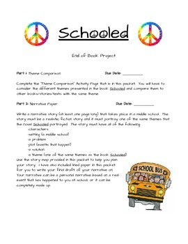 schooled full book pdf gordan korman