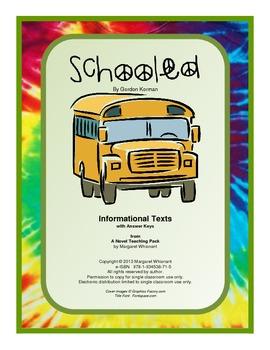 Schooled:  Informational Texts