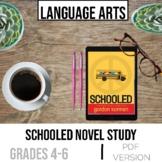 Schooled Novel Study