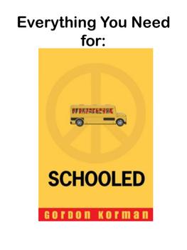 Schooled by Gordon Korman