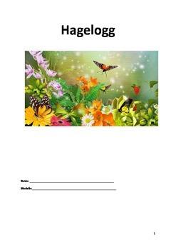 Schoolgarden journal