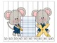 Schoolhouse Mouse Sequencing Puzzles Set
