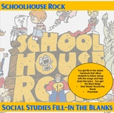 Schoolhouse Rock Fill-In the blank