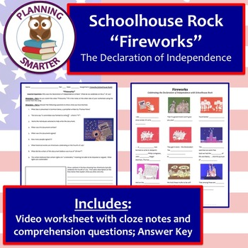 Schoolhouse Rock Teaching Resources Teachers Pay Teachers