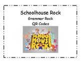Schoolhouse Rock Grammar Rock QR Codes
