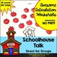 Schoolhouse Talk Awesome Articulation Worksheets 720 Words