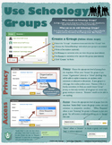 Use Schoology Groups