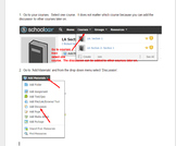 Schoology - How to Create a Discussion