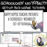 Schoology and Notability Tutorial Guide