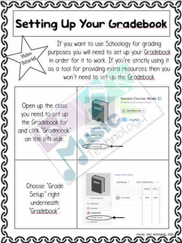 Schoology in the Music Classroom SAMPLER