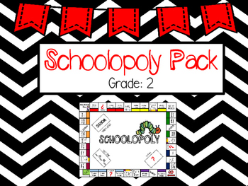 Games - Schoolopoly