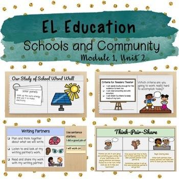 EL Education Schools and Community Unit 2