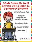 Schools Around the World Journeys Unit 3 Lesson 13