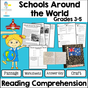 Reading Test Prep - Informational Text - Comprehension/Assessment/Foldable Craft