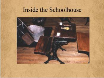 Schools Long Ago GoogleSlides
