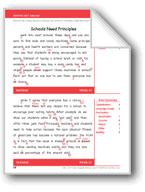 Schools Need Principles (Gr. 6+/Week 15)