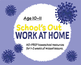 Schools Out For Coronavirus! Prepare For Distance Learning