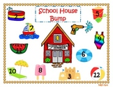 School's Out For Summer - School House Bump - An Addition Game