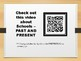 Schools Research Project using QR codes