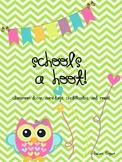 School's a Hoot {Classroom Owl Decor}