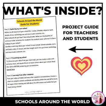 Schools around the world Project