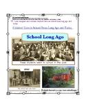Schools in Past & Present