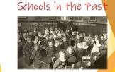 Schools in the Past (Ireland)