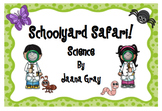 Schoolyard Safari - Biological Sciences