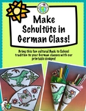 Schultüte Baseln German Back to School Culture Tradition
