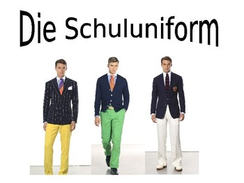 Schuluniform / School uniform