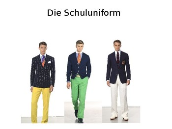 Schuluniform / School uniform