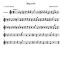 Schumann Bagatelle for Recorder