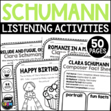 Schumann, Clara Classical Composer, September, Autumn, Handwriting, Music, Piano