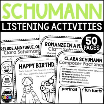 Clara Schumann, Classical Composer, September, Autumn, Handwriting, Music, Piano
