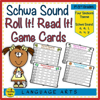 Teaching The Schwa Sound Worksheets Teaching Resources TpT