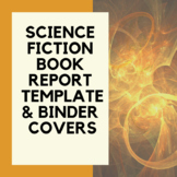 Science fiction book report template