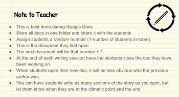 Sci-Fi Circular, Collaborative Writing. With Story Writing Prompts.