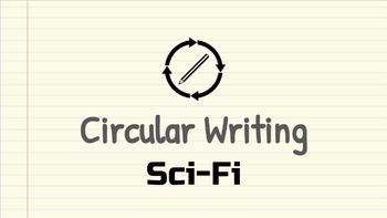 Sci-Fi Circular, Collaborative Writing. With Story Writing