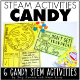 Engagement Made Easy:  Sci-Fri Candy Edition {6 STEAM Activities}