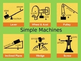 Sci SOL 3.2 Simple Machines Informational PPT