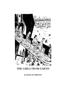 """Sci-fi Short Story - """"The Girls from Earth"""""""