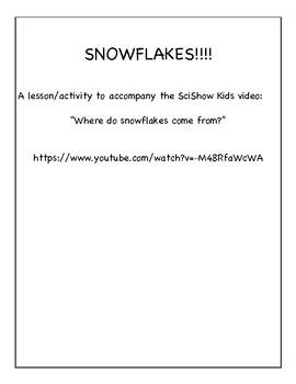 SciShow Snoflakes