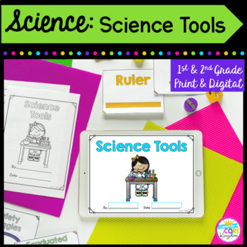 Science Tools Anchor Chart | Science - Lab Safety/Tools ...