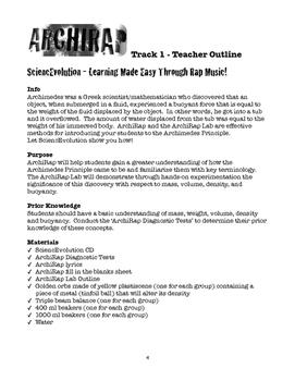 SciencEvolution Rap Teacher Resource Booklet