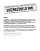 SciencEvolution Rap Teacher Resource Booklet